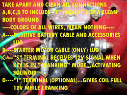 amazing 1979 ford solenoid wiring diagram pattern schematic RV Dual Battery Wiring Diagram 79 ford solenoid wiring ford wiring diagrams instructions