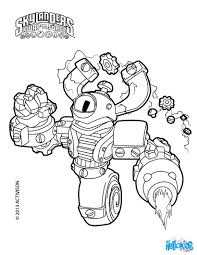 Skylanders SWAP FORCE Coloring Pages Within Coloring Page - glum.me