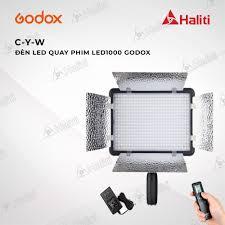 ĐÈN LED QUAY PHIM LED500LR GODOX C-Y-W – Audio Visual - Mua hàng trực tuyến  uy tín với giá tốt