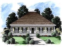 cannon plantation ranch home house plan