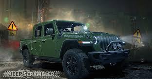 The 2019 Jeep Scrambler Pickup Truck Will Look Bada$$ – 2018+ Jeep ...