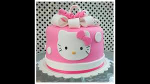 Birthday Cake Hello Kitty Slideshow Youtube
