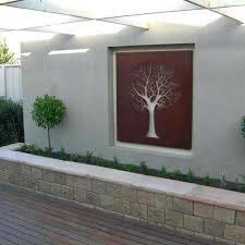 outdoor wall art ideas outdoor wall decor ideas decor ideas outdoor wall art ideas australia