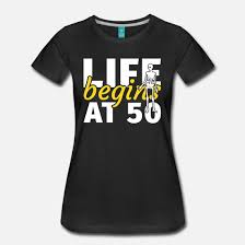 Lustige Sprüche Zum 50 Geburtstag Frauen Premium T Shirt Spreadshirt