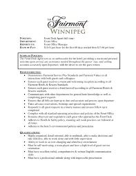 Medical Front Desk Resume Fresh Hotel Front Desk Agent Resume