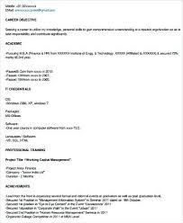 Technical Skills Cv Examples Of Technical Resumes Joefitnessstore Com