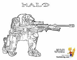 43 Spartan Coloring Pages Heavy Halo Reach Coloring Free Halo Reach