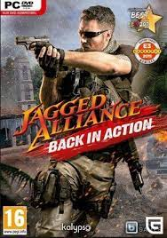 jagged alliance back in action free