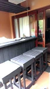 diy outdoor bar stools pallet bar stools pallet bar stools pallet outdoor bar and stools pallets