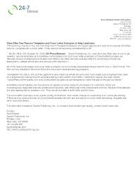 Sample Email Cover Letter With Resume. Example Of Email Cover Letter ...