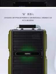 HCM][Trả góp 0%] Loa kéo Karaoke Bluetooth cao cấp Remax RB-X5 công