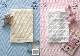 Free Knitting Patterns For Baby Blankets Interesting Design Ideas