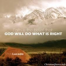 Max Lucado Quotes Inspiration Max Lucado Quote Faith ChristianQuotes
