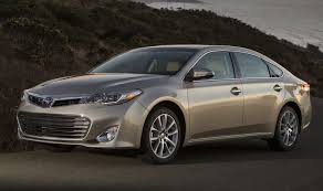 2015 Toyota Avalon Hybrid Photos, Informations, Articles ...