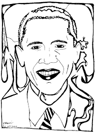 Small Picture Printable Coloring Pages Of Michelle Obama first lady michelle