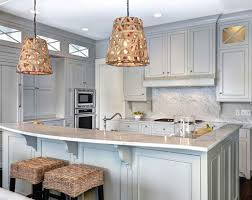 Blue Kitchen Designs Interesting The Psychology Of Why Gray Kitchen Cabinets Are So Popular Home