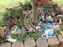 Small Picture Fairy garden Woodland fairies and gnomes Pinterest Fairy