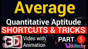 average 5 aptitude test questions and answers solutions average 5 aptitude test questions and answers solutions online videos lectures exams tips
