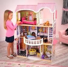 wooden barbie dollhouse furniture. Barbie Doll House Furniture Size Dollhouse Girls Playhouse Dream Play Wooden New . U