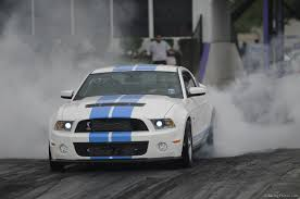 2010 Ford Mustang Shelby-GT500 Coupe 1/4 mile Drag Racing timeslip ...