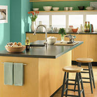 Paint Colors For Small Kitchens Pictures U0026 Ideas From HGTV  HGTVInterior Design Ideas For Kitchen Color Schemes