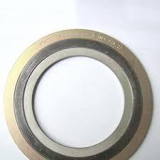 spiral wound gasket. ss316 spiral wound gasket, class 150, 4 inch, ansi b16.20 gasket