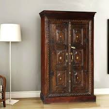 accents and armoire and accents images cabinets and chests and accents metal accent dresser with