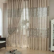 Printed Curtains Living Room Popular Leaf Print Curtains Buy Cheap Leaf Print Curtains Lots