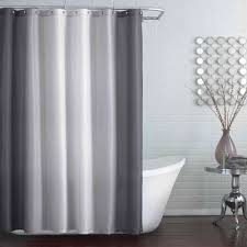 black white and grey shower curtain design of white and silver shower curtain