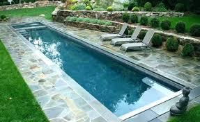 small rectangle pool designs awstoresco