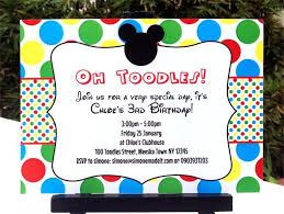 Mickey Mouse Party Printables Free Mickey Mouse Party Invitations Mickey Mouse Clubhouse Party