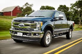 2017 Ford Super Duty: Ford owns the world of heavy duty trucks ...