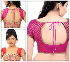 U Neck Saree Blouse Design Top 80 Types Of Blouse Design Patterns For Fashion Stylish Women