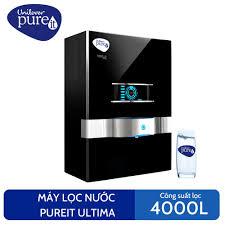 Máy lọc nước Unilever Pureit - Pureit Ultima Black