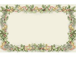 border and frame ppt backgrounds templates border flower frame christmas ppt backgrounds