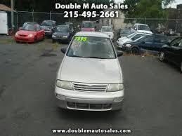Used 1996 Nissan Altima Xe In Philadelphia Pennsylvania