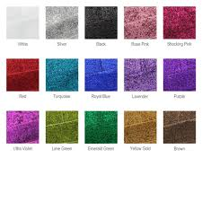 color chart glitter ribbon digital color chart