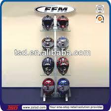 Motorcycle Helmet Display Stand Fascinating Tsdm32 Wholesale Custom Design Motorcycle Helmets Display Rack