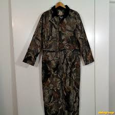 Walls Kidz Realtree Hunting Camouflage Coveralls Boys Youth
