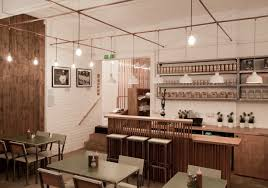 a london cafe takes a shine to copper remodelista