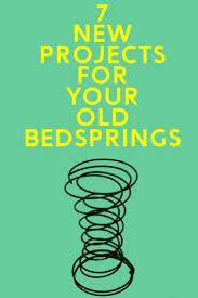 Bed Springs 74 Best Old Bed Springs Images On Pinterest