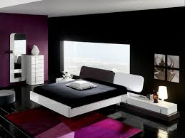 Dazzling Black Sleek Engineered Wooden Flooring Features Multi Level Unique Themed Bedrooms Exterior Interior