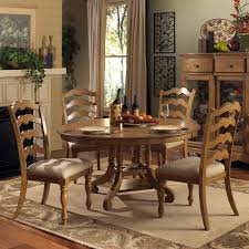 Rooms To Go Dining Sets Abaco Rattan  Pc Round Dining Room - Formal round dining room sets