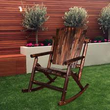Wooden Rocking Chairs eBay