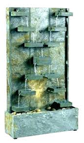 small indoor water fountains indoor water fountain ideas feature wall cool stone steps fountains so indoor