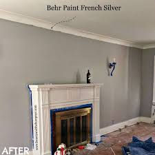 silver paint colorsBest 25 Behr french silver ideas on Pinterest  Best gray paint
