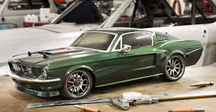 new rc car releasesVaterra Releases Official 1967 Ford Mustang RC Car  America