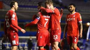Read the latest nottingham forest headlines, on newsnow: Birmingham City 1 1 Nottingham Forest Reds Equalise With 98th Minute Lewis Grabban Penalty Bbc Sport
