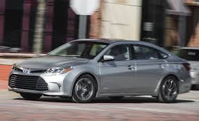 2016 Toyota Avalon Hybrid Test – Review – Car and Driver