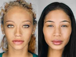 asian eyes how to look like a diffe race with makeup makeup vidalondon